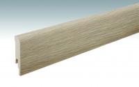 MEISTER Sockelleisten Fußleisten Eiche Marrakesch 6396 - 2380 x 80 x 16 mm