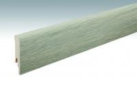 MEISTER Sockelleisten Fußleisten Eiche Arcadia 6412 - 2380 x 80 x 16 mm