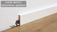 Wineo Fußleiste Nordic Pine Modern 16 x 60 x 2380 mm