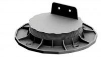 planeo Drehfuß 18-33 mm Terrassenlager für Terrassendielen