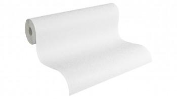Vinyltapete weiß Modern Uni Simply White 812