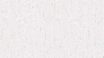 Papiertapete Strukturtapete weiß Vintage Klassisch Uni Streifen Happy Spring 838