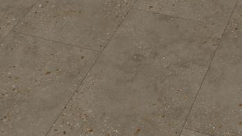 MEISTER Bio-Klick Designboden - MeisterDesign flex DB 400 Terrazzo dunkel 6858