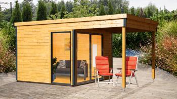 planeo Gartenhaus - Systemhaus Studio 44-B Lounge