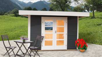 planeo Gartenhaus - Systemhaus Relax