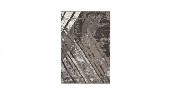 planeo Teppich - Esperanto 425 Grau / Creme