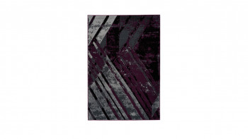 planeo Teppich - Esperanto 425 Grau / Violett