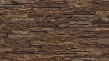 planeo WoodWall - Crystalwood Ancient Brown