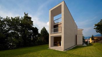 planeo Holzfassade Rhombusleiste Weißtanne Vorvergraut Basalt SV 21x65