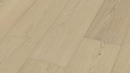 Parquet MEISTER Lindura - HD 400 Chêne naturel albâtre laqué mat 8734