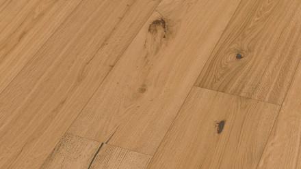Parquet MEISTER Lindura - HD 400 Chêne authentique laqué mat 8739
