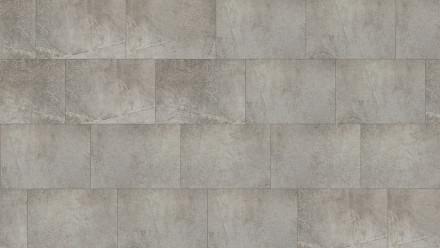 KWG Klick-Vinyl - Antigua Stone Hydrotec Dolomite gris biseauté