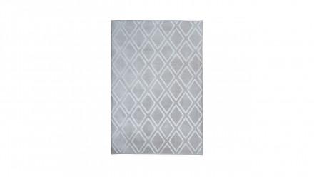 tapis planeo - Monroe 300 gris / bleu