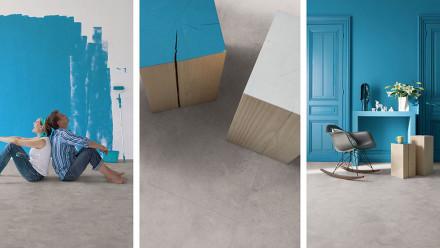 planeo special item vinyl flooring - click vinyl Home Clic Banjo Clear