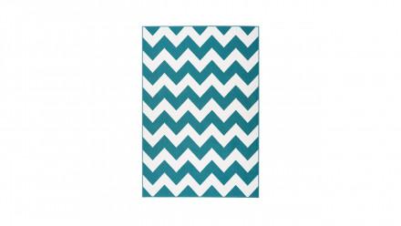 tapis planeo - Manolya 2095 turquoise