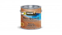 Huile spéciale pour bois de Saicos incolore 2,5 L