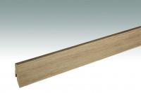 Plinthes MEISTER chêne greige 1215 - 2380 x 60 x 20 mm