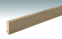 Plinthes MEISTER chêne greige 1215 - 2380 x 60 x 16 mm