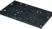 planeo terrace pad granulés de caoutchouc 3x40x80mm - 50 pcs.