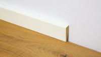 plinthe planéo Moderne blanc 18 x 50mm