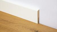 plinthe plano Blanc moderne 18 x 80 mm
