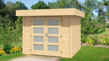 planeo garden shed - Maison système Varianta A ou B basic