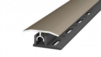 Profil de transition Prinz Profi-Tec MASTER 1000 mm acier inoxydable mat
