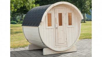 planeo sauna barrel Basic 230