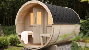 planeo sauna barrel Basic 280