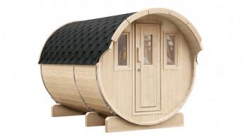planeo sauna barrel Basic 330