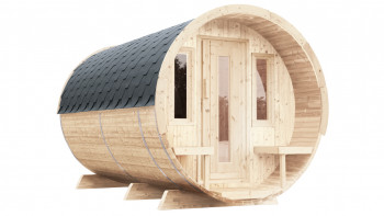 planeo sauna barrel 280 de luxe