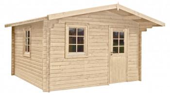 planeo sauna maison de luxe Ella 70 finition naturelle