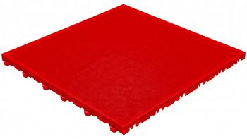 planeo Klickfliese Floor - Rot