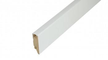 Plinthe à LED Feuille d'apprêt/blanc