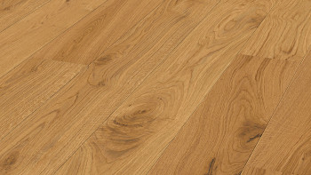 planeo Parkett - Chêne rustique laqué mat brossé