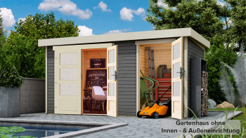 planeo garden shed - System house Zeeland