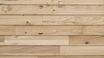 Lambris bois planeo Woodwall Easyfix - chêne nature