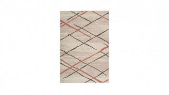 tapis planeo - Vancouver 110 crème / marron / rosé