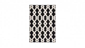 tapis planeo - Now ! 100 noir / blanc