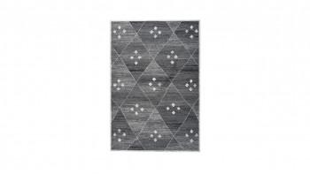 tapis planeo - Vancouver 510 gris / blanc