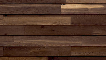 Lambris bois planeo Woodwall Easyfix - chêne antique