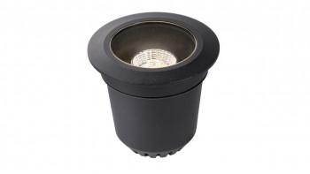 planeo garden lighting 12V - LED encastrable Atik R1 spot encastrable LED dimmable - 9W 750Lumen
