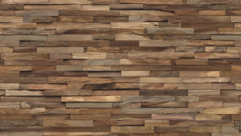 planeo WoodWall - Teck Chic Nature