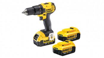 Perceuse sans fil DeWALT 18V DCD780 - 3 batteries 4Ah