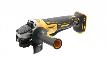 Meuleuse d'angle à batterie 18V DeWalt DCG406 125mm - sans batterie