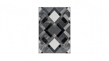 tapis planeo - Esperanto 125 gris