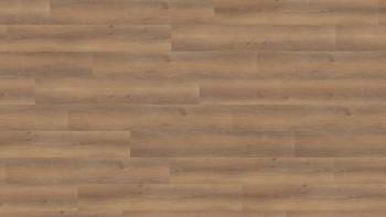 Wineo 500 large V4 - Chêne lisse brun foncé