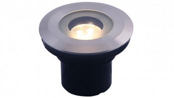 planeo garden lighting 12V - Spot encastré LED Agate - 3W 190Lumen