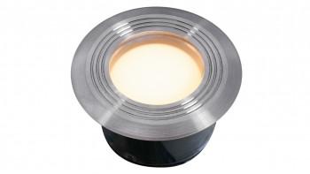planeo éclairage de patio 12V - LED encastré Onyx60 R1 - 1W 23Lumen