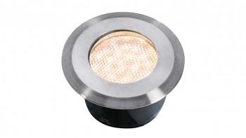 planeo éclairage de patio 12V - LED encastré Onyx60 R3 - 1W 23Lumen